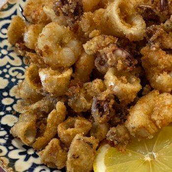 Frittura di Pesce Gastronomia Alimentari Pasqualetti