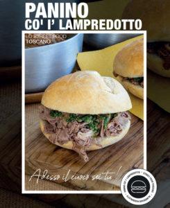 Panino co' i' Lampredotto Gastronomia Alimentari Pasqualetti