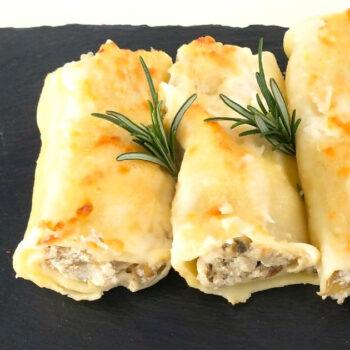 Cannello ripieni Gastronomia Alimentari Pasqualetti
