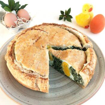 Torta Pasqualina Gastronomia Alimentari Pasqualetti