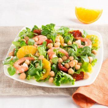 insalata di gamberetti alimentari pasqualetti gastronomia