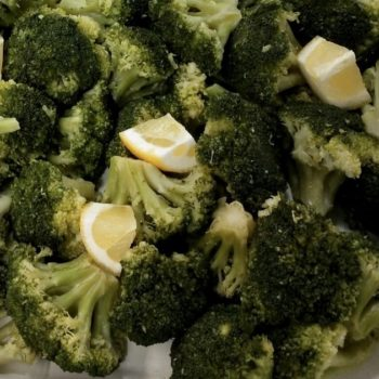 Broccoli al limone Gastronomia Alimentari Pasqualetti