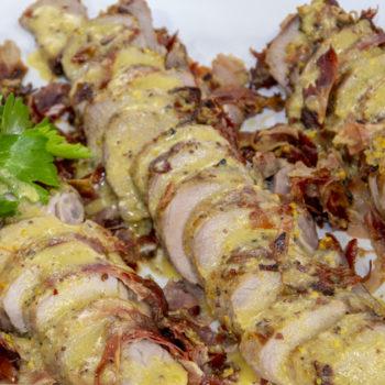 filetto maiale senape speck shop online alimentari pasqualetti gastronomia
