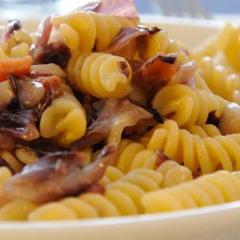 fusilli radicchio speck shop online alimentari pasqualetti gastronomia