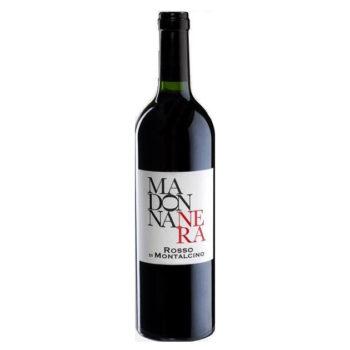 rosso di montalcino madonna nera Gastronomia Alimentari Pasqualetti