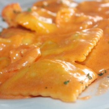 ravioli alla cernia gastronomia alimentari pasqualetti poggibonsi colle di vald'elsa san gimignano