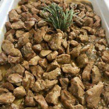 Spezzatino Toscano Gastronomia Alimentari Pasqualetti