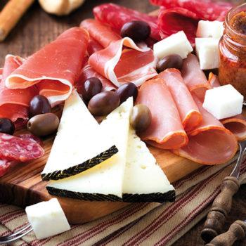 shop online alimentari pasqualetti gastronomia tagliere toscano salumi e formaggi