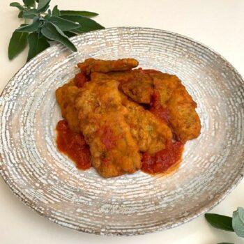 Gobbi in umido Menu Natale Alimentari Pasqualetti