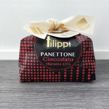 panettone al cioccolato filippi shop online