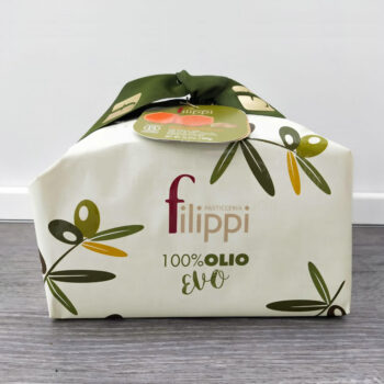 panettone all'olio evo filippi