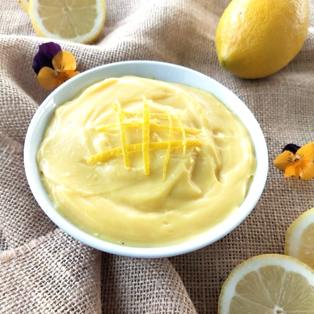 Crema pasticcera al limone shop online