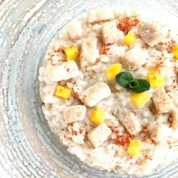Risotto pesce spada Gourmet Alimentari Pasqualetti